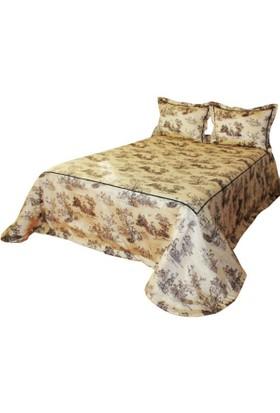 YastıkMinder Romantik R. Köylü Yatak Örtüsü