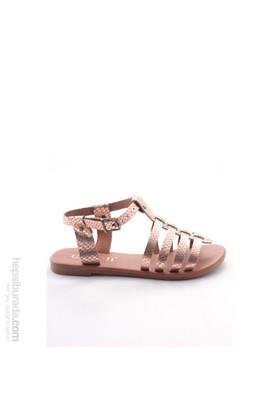 Gio&Mi Turuncu Sandalet V26