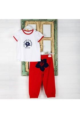 Wonder Kids Marine Bebek Yazlık 2li Takım