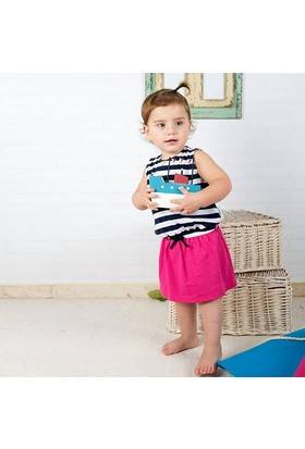Wonder Kids WK14S306 Marine Elbise