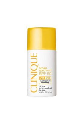 Clinique Mineral Sunscreen Fluid For Face Spf50 30 MlGüneş Kremi