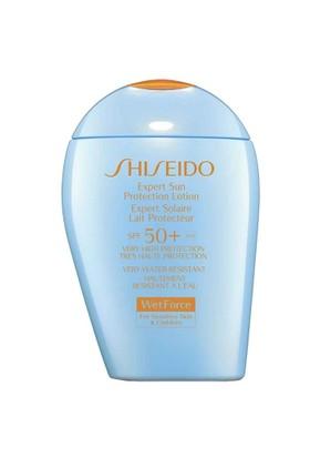 Shiseido Gsc Sun Protection Lotion Spf 50+ 100 Ml