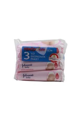 Johnsons Baby Yenidoğan Islak Havlu 3 X 56'lı (3'lü Paket)