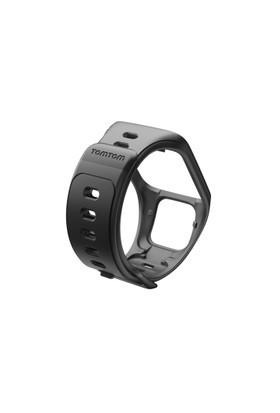 Tomtom Watch Strap All Black (S)