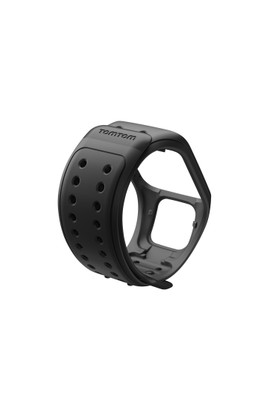 Tomtom Watch Strap All Black (L)