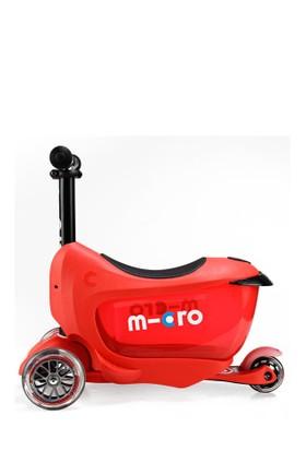 Micro Mını 2 Go Red Deluxe