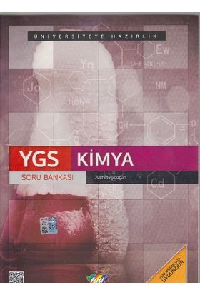 Fdd Yayınları Ygs Kimya Soru Bankası