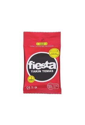 Fiesta Yakın Temas 3'Lü İthal Prezervatif