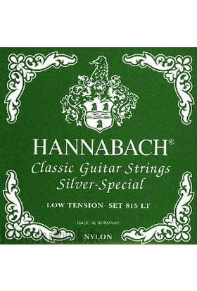 Hannabach 815 Lt Klasik Gitar Teli