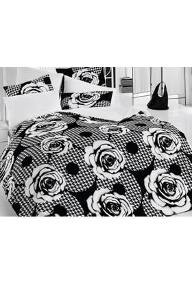 Kupon Tek Kişilik Uyku Seti Amour Siyah