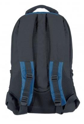 """Manhattan Airpack 15.6"""" Kırmızı / Siyah Notebook Sırt Çantası"""