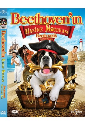 Beethoven Treasure Tail (Beethoven Hazine Macerası) (Dvd)
