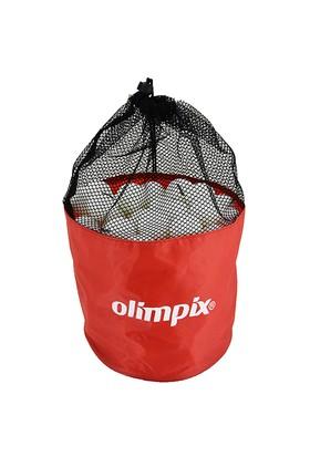 Spor724 Olimpix Gross 144 lü Masa Tenisi Topu Beyaz
