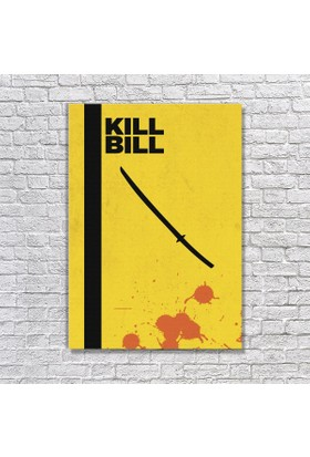 Albitablo Poster Love Kill Bill 2 Kanvas Tablo