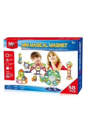 Mini Magical Magnet 58 Parça