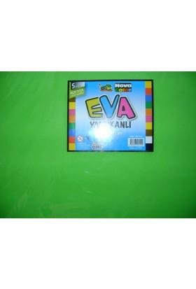 Nova Color Yapışkanlı Eva 2Mm 50*70Cm A.Yeşil