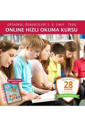 Online Hızlı Okuma Kursu Ortaokul Öğrencileri Grubu