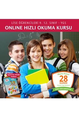 Online Hızlı Okuma Kursu Lise Öğrencileri Grubu