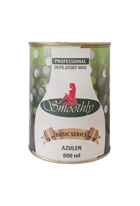Smoothly Konserve Ağda Azulen 800 ml