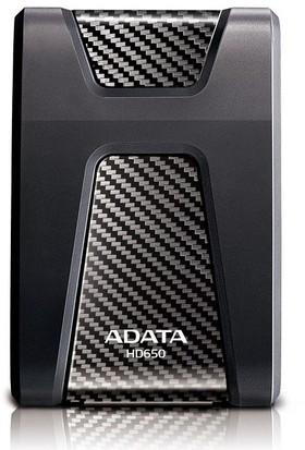 "Adata HD650 Black 1TB Sata 2.5"" Taşınabilir Disk AHD650-1TU3-CBK"