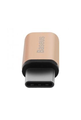 KNY Baseus Sharp Serisi Micro To Type C Dönüştürücü