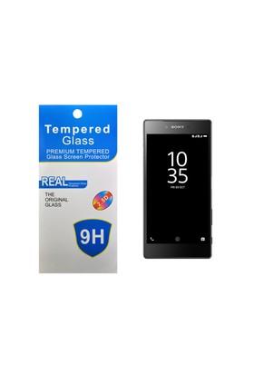 KNY Sony Xperia Z5 Ön+Arka Ekran Koruyucu