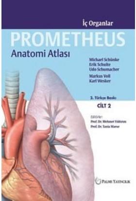 Anatomi Atlası Prometheus (Cilt 2)