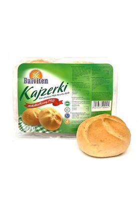 Kajzerki 200G Yuvarlak Beyaz Ekmek