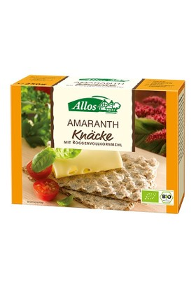 Amarantlı Kıtır Ekmek, 250 Gr