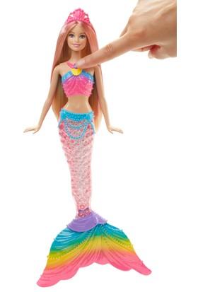 Barbie Işıltılı Gökkuşağı Denizkızı Dhc40