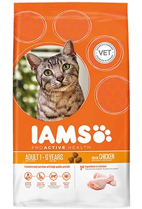 Iams Adult Chıcken Yetişkin Kedi Maması 1,5 Kg