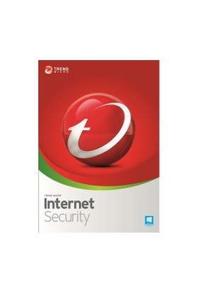 Trend Micro İnternet Security - 3 Kullanıcı, 1 Yıl