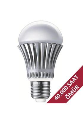Hizmark 4.8 Watt E27 Duylu LED Ampul Beyaz Işık (Günışığı)