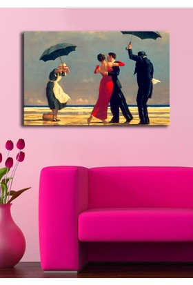 Mania The Singing Butler Kanvas Tablo 45x70 cm
