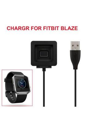 Fitbit Blaze Usb Şarj Kablosu Dock Stand Markacase