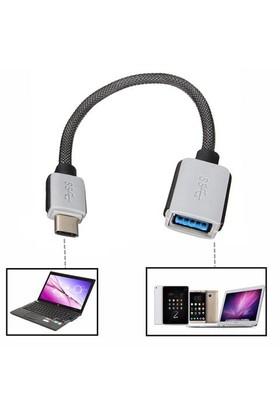 Markacase Galaxy Tab Pro S Type-C Usb Girişi Otg Dönüştürücü Adaptör