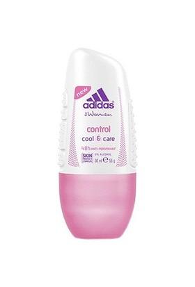 Adidas Control Cool & Care Kadın Roll On