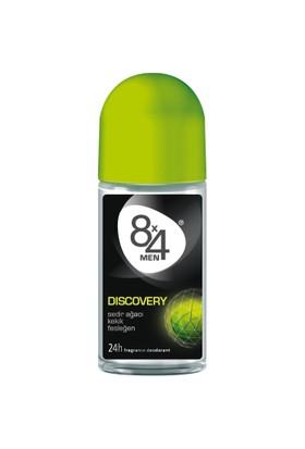 8X4 Discovery 50 Ml Erkek Roll On