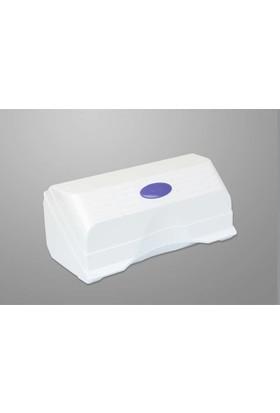 Karahisarlı Lüxwares Rulo Kağıt Havlu Peçetelik Kapaklı