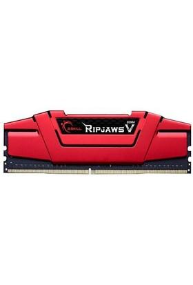 G.SKILL RipjawsV Kırmızı 16GB 2400MHz DDR4 Ram (F4-2400C15S-16GVR)