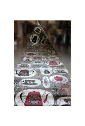 Merinos Mutfak Halısı Kesme Yolluk 574 Bütün Ölçüler