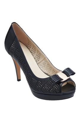 Miss F F16048 Siyah Kadın Ayakkabı