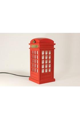Crea Home Telefon Box Small Abajur