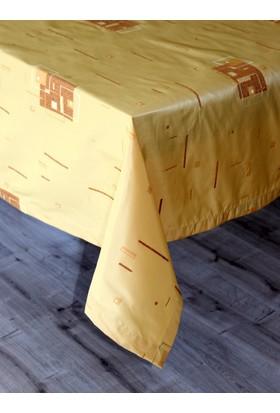 Modafabrik Masa Örtüsü - Hardal - 160x220 cm