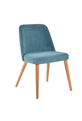 Dekoroda Sun Kolsuz Sandalye - Mavi