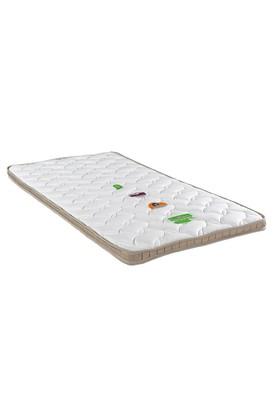 Mopa Teks Visco Ped Visco Yatak Şiltesi Full Ortopedik Visco Ped - 90 x 190 - Kahve - Beyaz