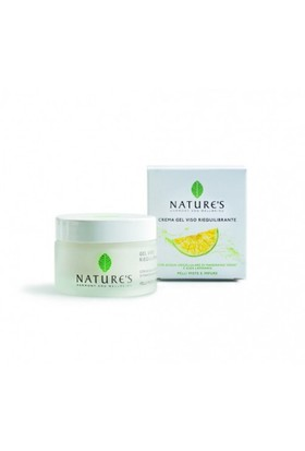 Nature's Acque Rebalancing Face Gel Cream 50 ml - Sebum Dengeleyici Krem