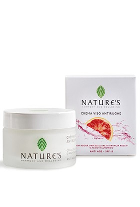 Nature's Acque Anti-Aging Face Cream SPF 15 50ml