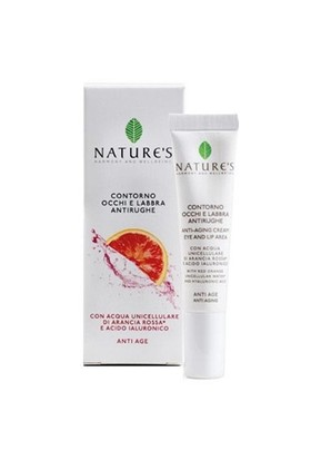 Nature's Acque Anti-Wrinkle Eye And Lip Area 15 ml