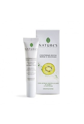 Nature's Acque Eye Contour Puffiness And Dark Circles 15 ml - Gözaltı Kremi